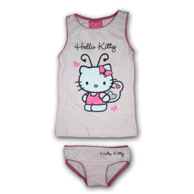 Hello Kitty bébi és gyerek trikó+alsó szett