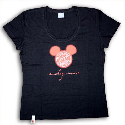 Disney Mickey gyerek és női rövid ujjú póló