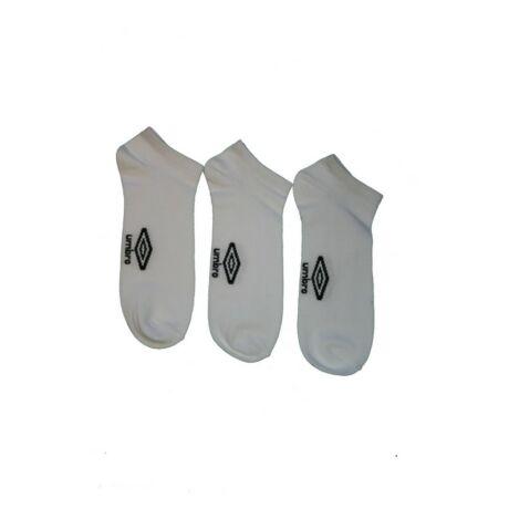 Unisex zokni - pamut titokzokni - fehér - Umbro