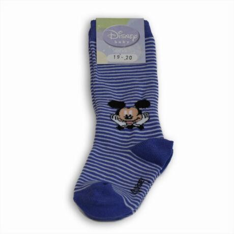 Disney bébi térdzokni Mickeyvel