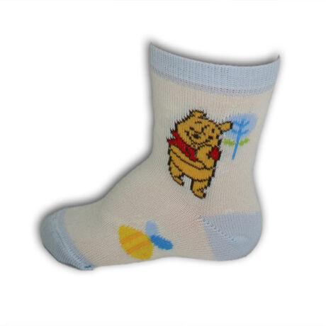 Disney bébi zokni Micimackóval